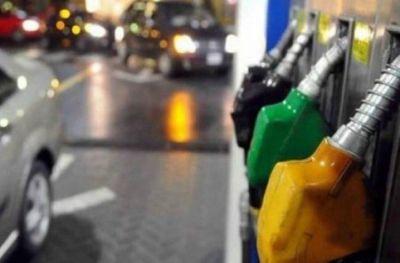 Los combustibles suben otra vez: