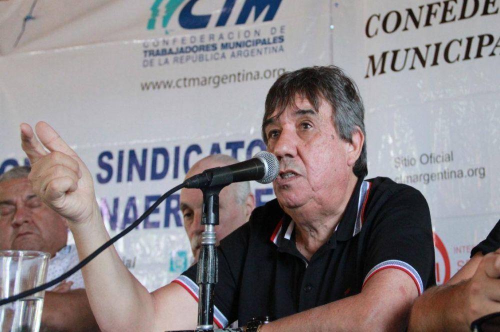 Video: municipales bonaerense exigen un bono de emergencia, incluir a jubilados y no descartan movilizar