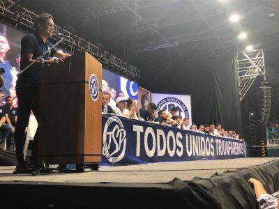 """Sebastián Maturano: """"Tenemos el deber histórico de rehacer la Patria"""""""