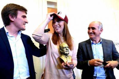 Vidal se aferra a la Juventud Radical para consolidarse como jefa de la oposición