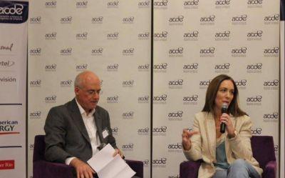 """Vidal destacó el liderazgo de Cristina Kirchner y celebró la """"correcta"""" transición con Kicillof"""