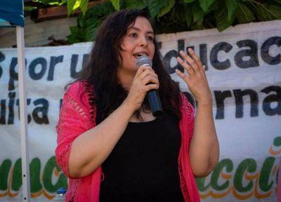 La Rioja: Alicia Luna es la primera mujer en estar al frente de la CGT en la provincia
