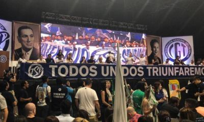 Daer anunció que la CGT movilizará a la asunción de Alberto Fernández