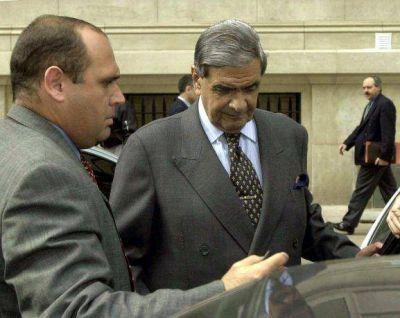 Murió el expresidente de la Corte Suprema Julio Nazareno