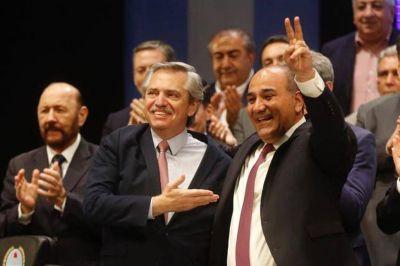 Los gobernadores peronistas están molestos por quedar relegados en el armado de Alberto Fernández