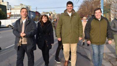 Tras el anuncio de Montenegro, este lunes llega el secretario de Seguridad