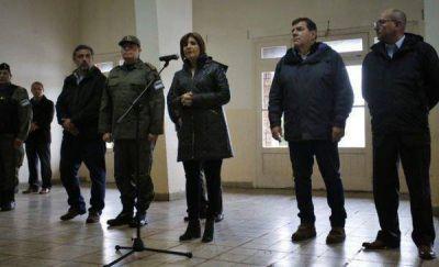 Bullrich dará detalles del secuestro de más de 13 mil dosis de cocaína en Mar del Plata