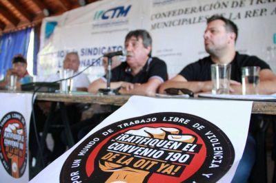 El Ministerio de Producción y Trabajo le otorgó la inscripción gremial a dos sindicatos municipales