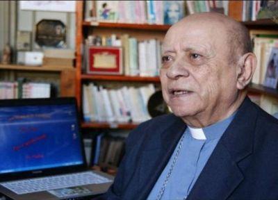 Falleció el obispo Miguel Hesayne, un militante de los Derechos Humanos y denunciante de la dictadura