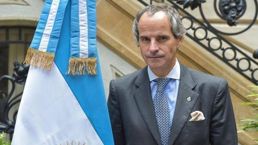 El argentino Rafael Grossi fue nombrado director de la agencia de energía atómica de la ONU