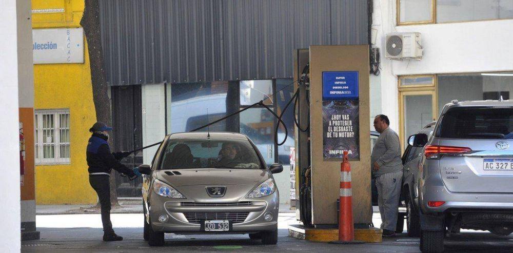 Cómo quedaron los precios de las naftas y el gasoil tras el último aumento