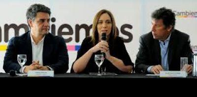 Liderazgo opositor en Provincia: los cuatro macristas que desafían a María Eugenia Vidal