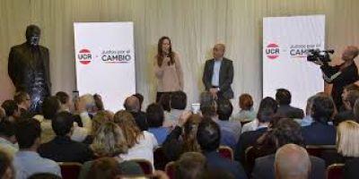 Vidal con la Juventud Radical, otra señal de unidad (al interior de Juntos por el Cambio)