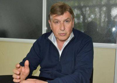 """Serebrinsky: """"El municipio tiene que ser un mecanismo a favor de los que trabajan y los que producen"""""""