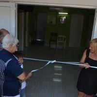 La intendenta Mayol inauguró la ampliación de la unidad sanitaria del Barrio Coppola