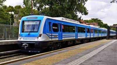 Paro total en el servicio del ferrocarril Sarmiento