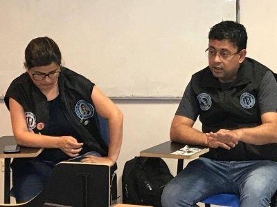 Curtidores en la UNDAV: Trabajo Social Comunitario