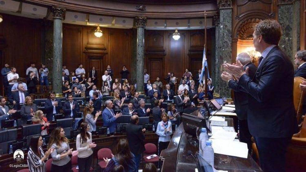 Juran hoy los nuevos legisladores porteños: un hombre de Graciela Ocaña y un amigo de Alberto Fernández comandarán los principales bloques