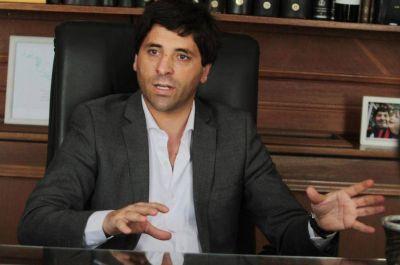 García de Luca: «No querían que Monzó vaya a la Provincia»