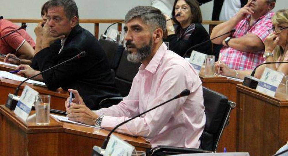 Decisión tomada: Luis Carranza asumirá la presidencia del Concejo Deliberante