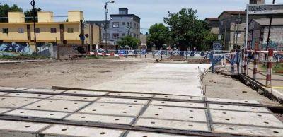 Ensanche del paso a nivel de la calle Irigoin, la obra que promete seguir mejorando la transitabilidad en San Miguel