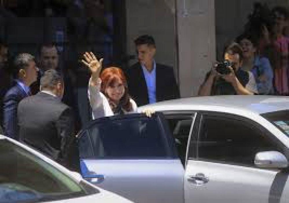 """Lawfare, """"causas armadas"""" y el rol del macrismo: la declaración de Cristina en el juicio por Vialidad"""