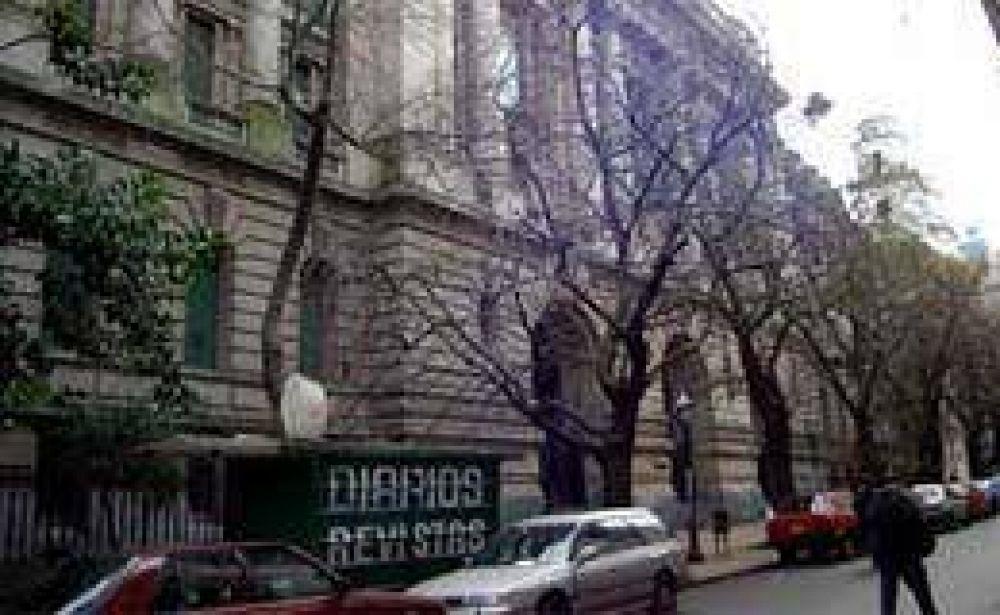 Continuará tomado el Nacional Buenos Aires y alumnos cortarán hoy Avenida de Mayo