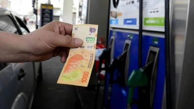 """""""La nafta no es cara, el problema es macroeconómico y que la gente gana poco dinero"""""""
