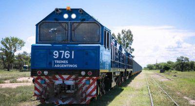 Dictaron conciliación obligatoria y la Unión Ferroviaria levantó el paro en los servicios de larga distancia y carga