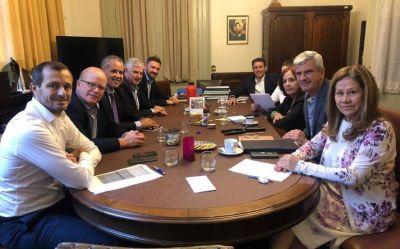 Bucca presidirá el Interbloque Federal en la Cámara de Diputados de la Nación