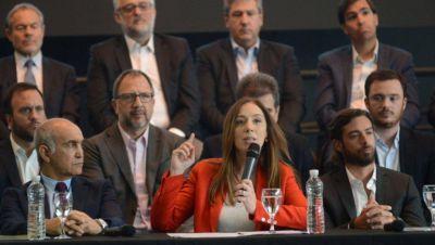 Vidal y el post macrismo: convocará una mesa de conducción con intendentes y legisladores
