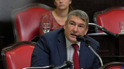 "Jorge D'Onofrio: ""No tengo dudas que vamos a consolidar esta coalición"""