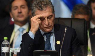 Críticas de la cúpula empresaria a la gestión económica de Mauricio Macri