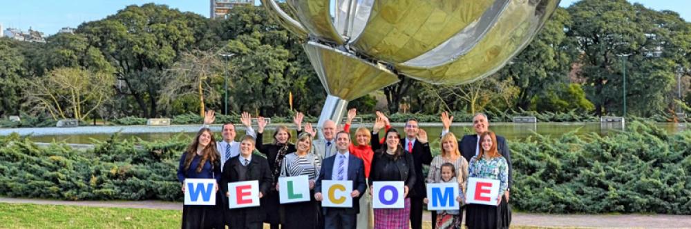 Los Testigos de Jehová preparan su encuentro mundial en Argentina