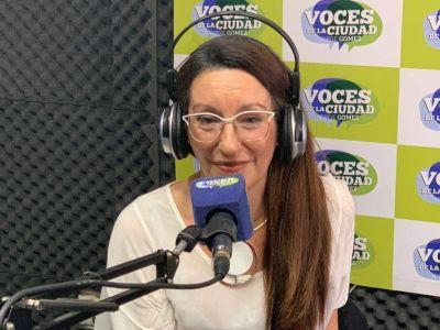 Carolina Robert no será parte del gobierno de Arturo Rojas