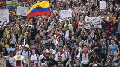 Colombia: Tercer paro nacional al gobierno de Duque