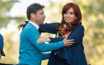 Axel Kicillof arma en silencio su esquema de poder y blinda la provincia para Cristina Kirchner