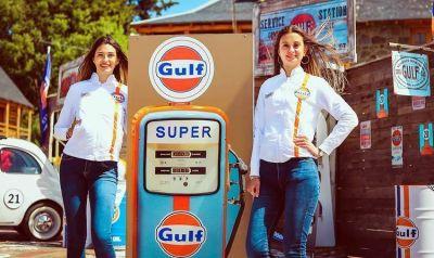 Gulf estuvo presente en una tradicional competencia y realizó una campaña solidaria
