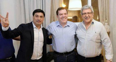 El diputado de Ayala, Pablo Ansaloni, fue uno de los tres que abandonaron a Macri