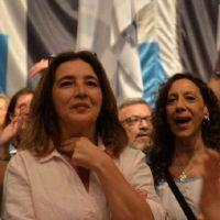 Angélica Graciano es la nueva líder del gremio docente porteño UTE
