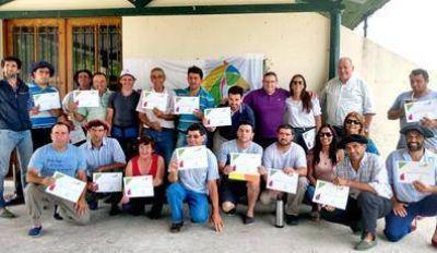 La UTTA realizó un curso de Herrado en Gualeguay