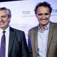 Katopodis será ministro de Alberto y Moreira asumirá como Intendente interino de San Martín