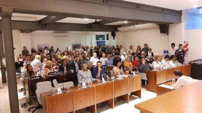 El HCD de San Fernando aprobó las ordenanzas Fiscal e Impositiva 2020