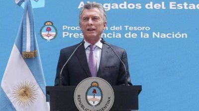 Macri convoca a su primera cadena nacional para despedirse con balance de gestión