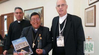 Con esta intención obispo argentino difunde vida y obra de Santo Brochero