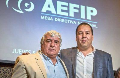 Asumió la nueva conducción del gremio de AFIP