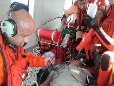 """Montenegro eligió al médico rescatista Juan Di Mateo para coordinar el SAME: """"Me apasiona la emergencia"""""""