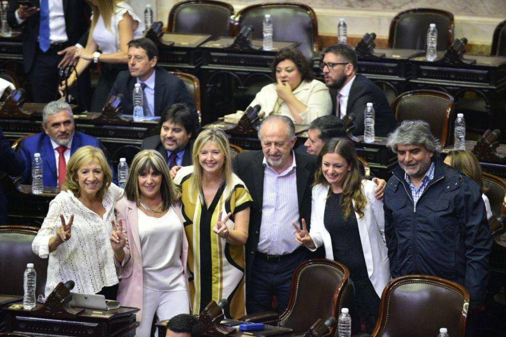¿Quiénes son las voces del la Corriente Federal en Diputados?