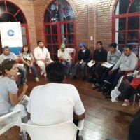 Ciclo de capacitaciones para trabajadores tabacaleros en Jujuy