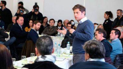 Inquietud en los intendentes peronistas por el armado del gabinete de Kicillof